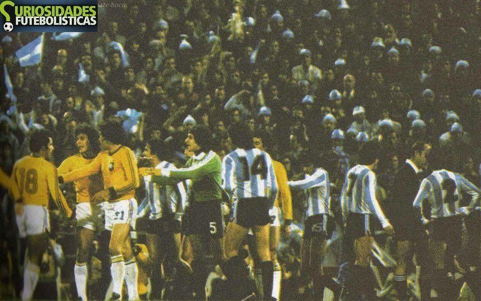 Argentina 0 Brasil 0 (Copa del Mundo Argentina 1978,Estadio Gigante de Arroyito,Rosario,18/06/1978)
