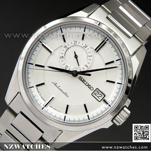 Seiko Presage Automatic Sapphire Mens Dress Watch SSA193J1 39279a7fa8