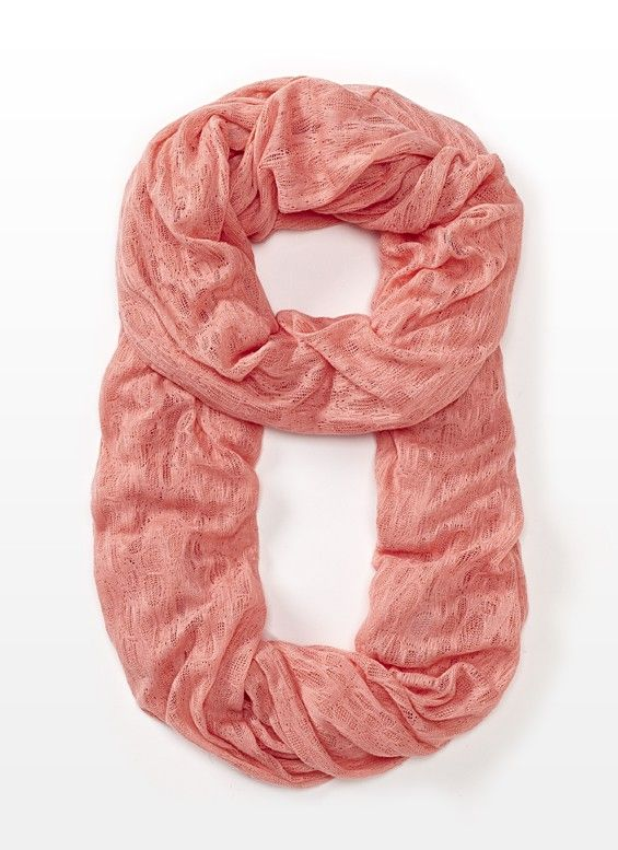 Lightweight Eternity Scarf - Scarves & Hats - Garage