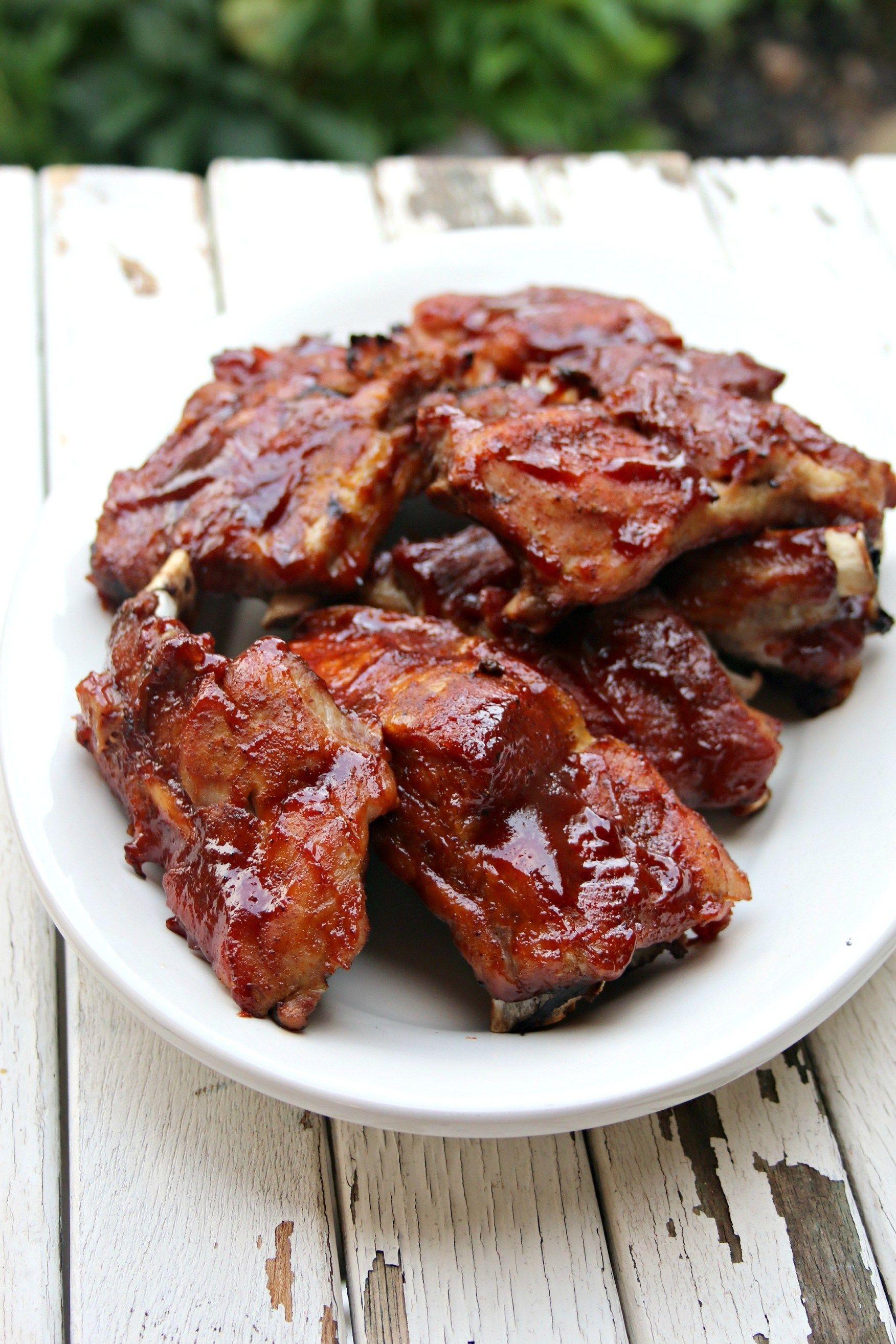 Instant Pot Bbq Pork Spareribs