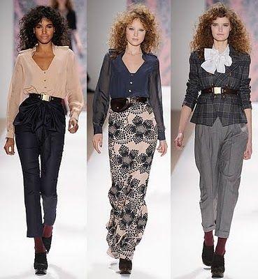 New York Winter Fashion | Fashion Me Fabulous: New York Fashion Week Fall/Winter 2010