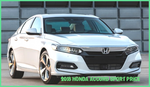 Is 10 Honda Accord Sport Price The Most Trending Thing Now