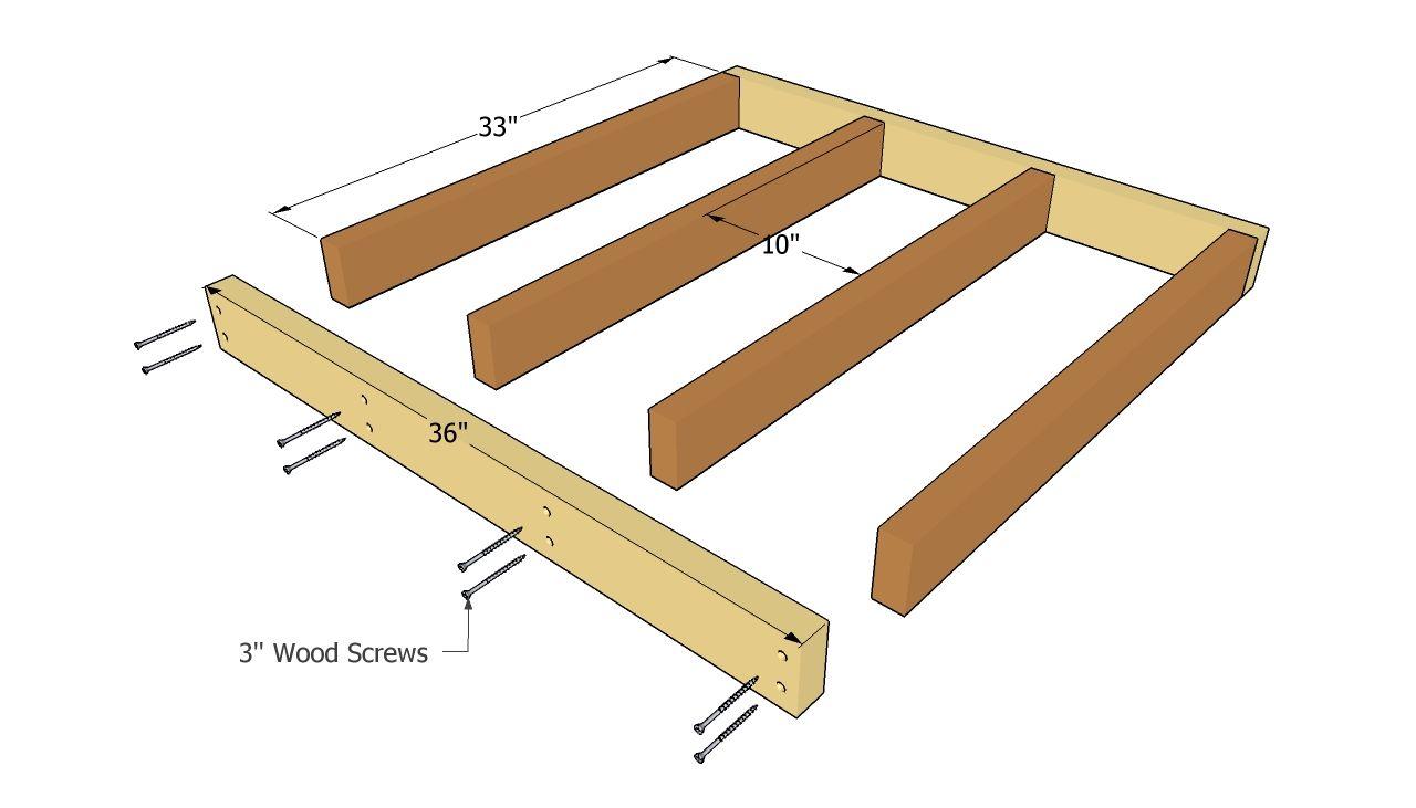Floor frame plans Pergola, Pergola ideas for patio, Dog
