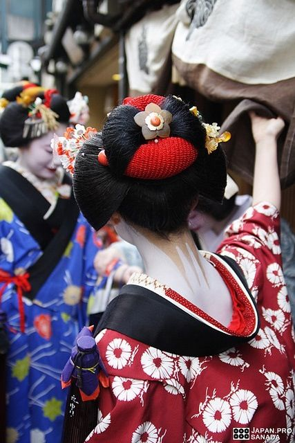18ad71c4f9a4 Pin by Chloe Summers on Geisha and Maiko