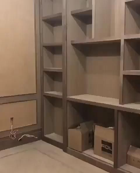 Secret room bookshelf design
