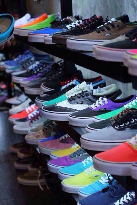 vans collection