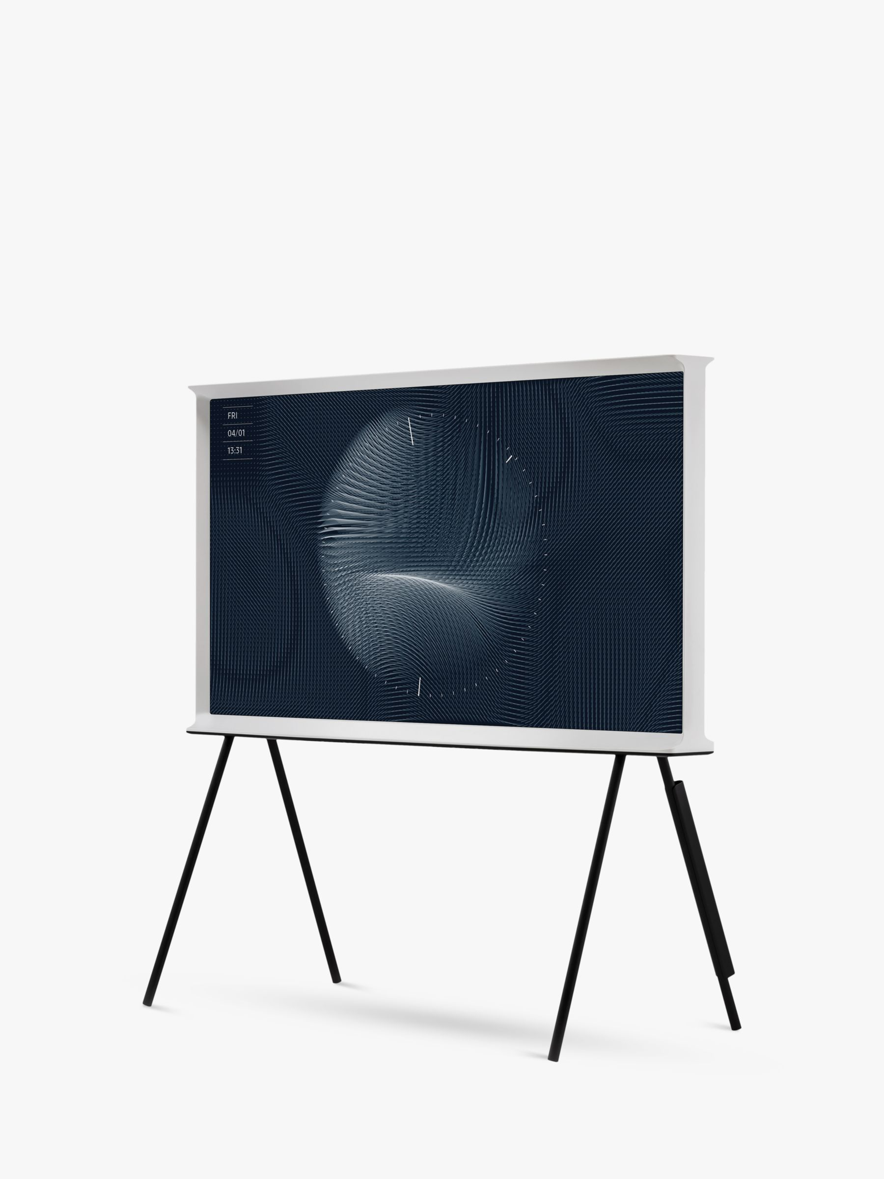 Samsung The Serif (2019) QLED HDR 4K Ultra HD Smart TV, 43