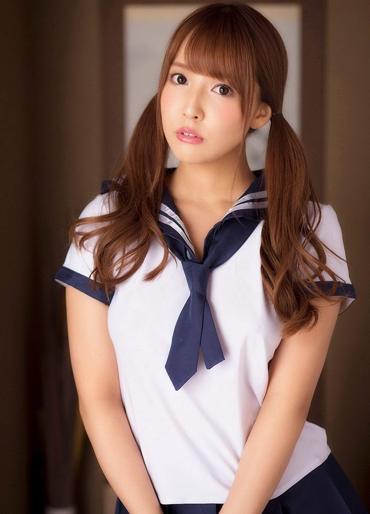 Yua Mikami | 可愛いアジア女性