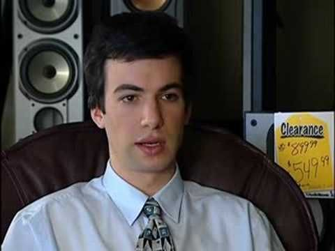 Nathan Fielder (On Your Side) - Buying An MP3 Player