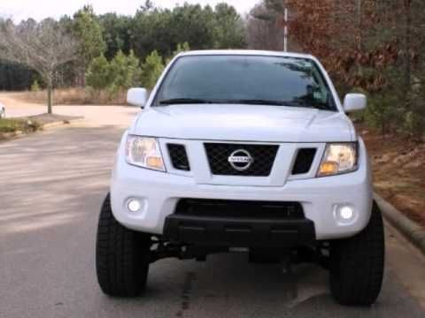 2010 Nissan FRONTIER Lifted PRO 4X W/ Navigation Wake Forest NC North Ca.