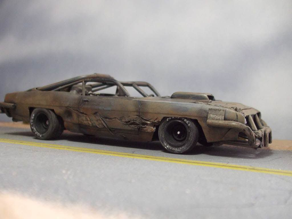 POST APOCALYPSE Vehicle Collection - Scale Auto Magazine - For ...