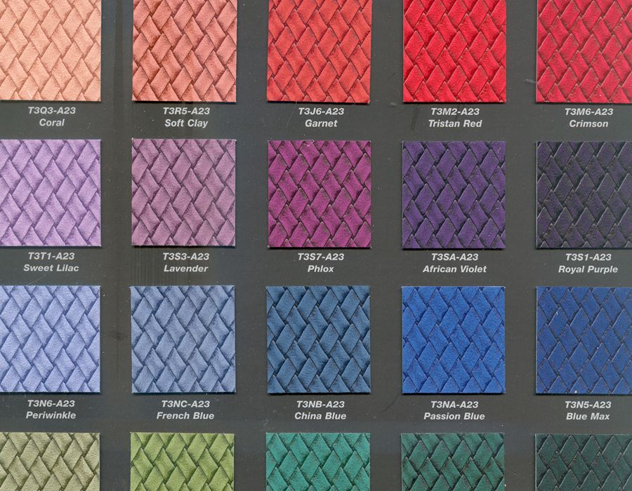 Types Of Material For Basket Weaving : Majilite novasuede basket weave available at fox linton