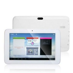 PIPO S3 Dual Core Android 4.1 Tablet PC 7 Inch IPS Screen 1G Ram 8GB Dual Camera HDMI Pure White