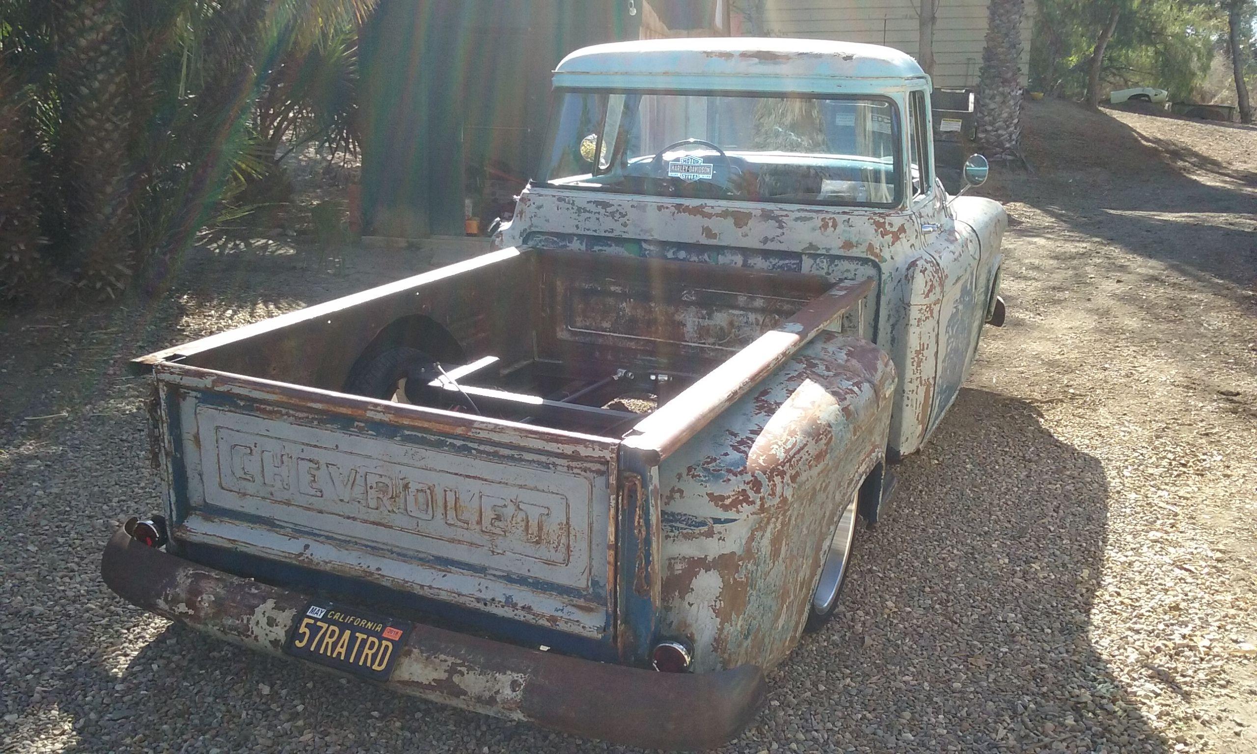 Pin by Joey B. on Kool Old Trucks | Pinterest | Chevrolet, Vehicle ...