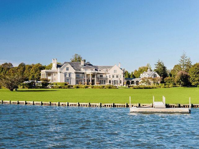 Hamptons mansion for sale home bunch an interior design for Hamptons house for sale