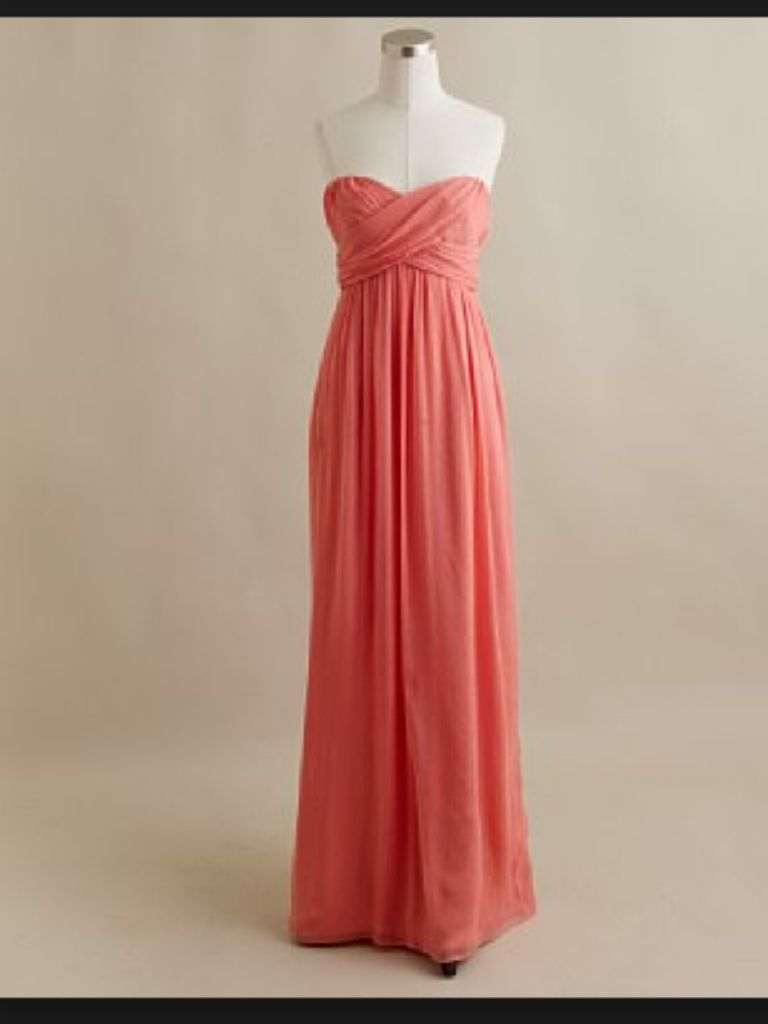 Coral Color Dress Nails And Beauty Pinterest Coral Colored Dresses
