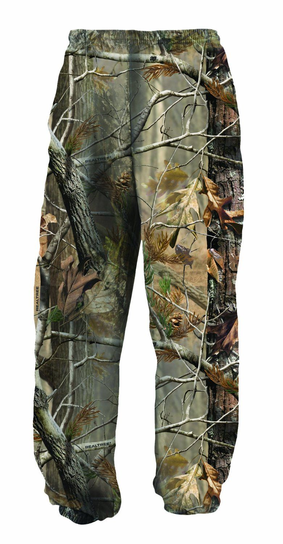 4a0e199eed1e0 Russell Outdoors Woodstalker II Sweatpant, Realtree AP, Large | camo ...