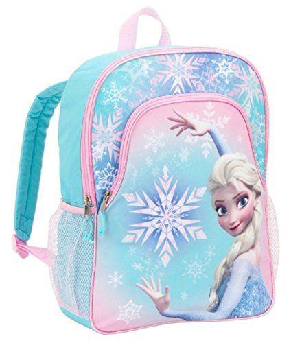 ddd603751 Disney Frozen Kids Elsa Backpack *** You can get additional details at the  image link.