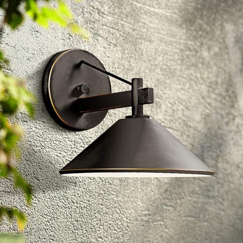 Ripley Collection 9 1 2 High Dark Sky Outdoor Wall Light K8377 Lamps Plus In 2020 Outdoor Wall Lighting Dark Sky Outdoor Lighting Wall Lights