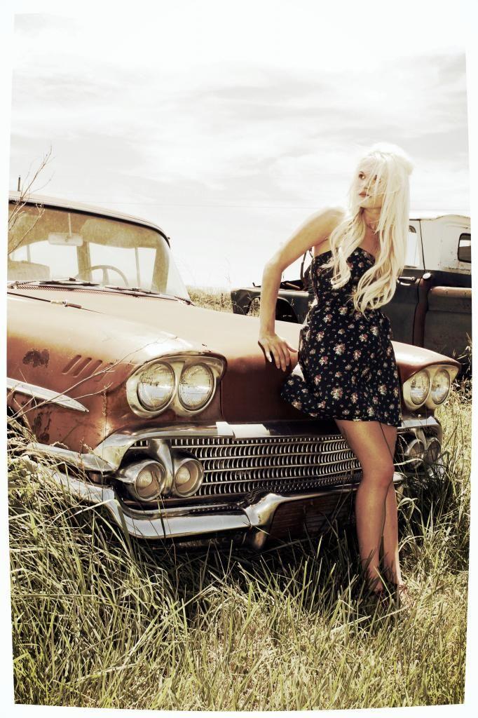 Vintage Inspired Photoshoot I Did 3 Vintage Cars Vintage Cars