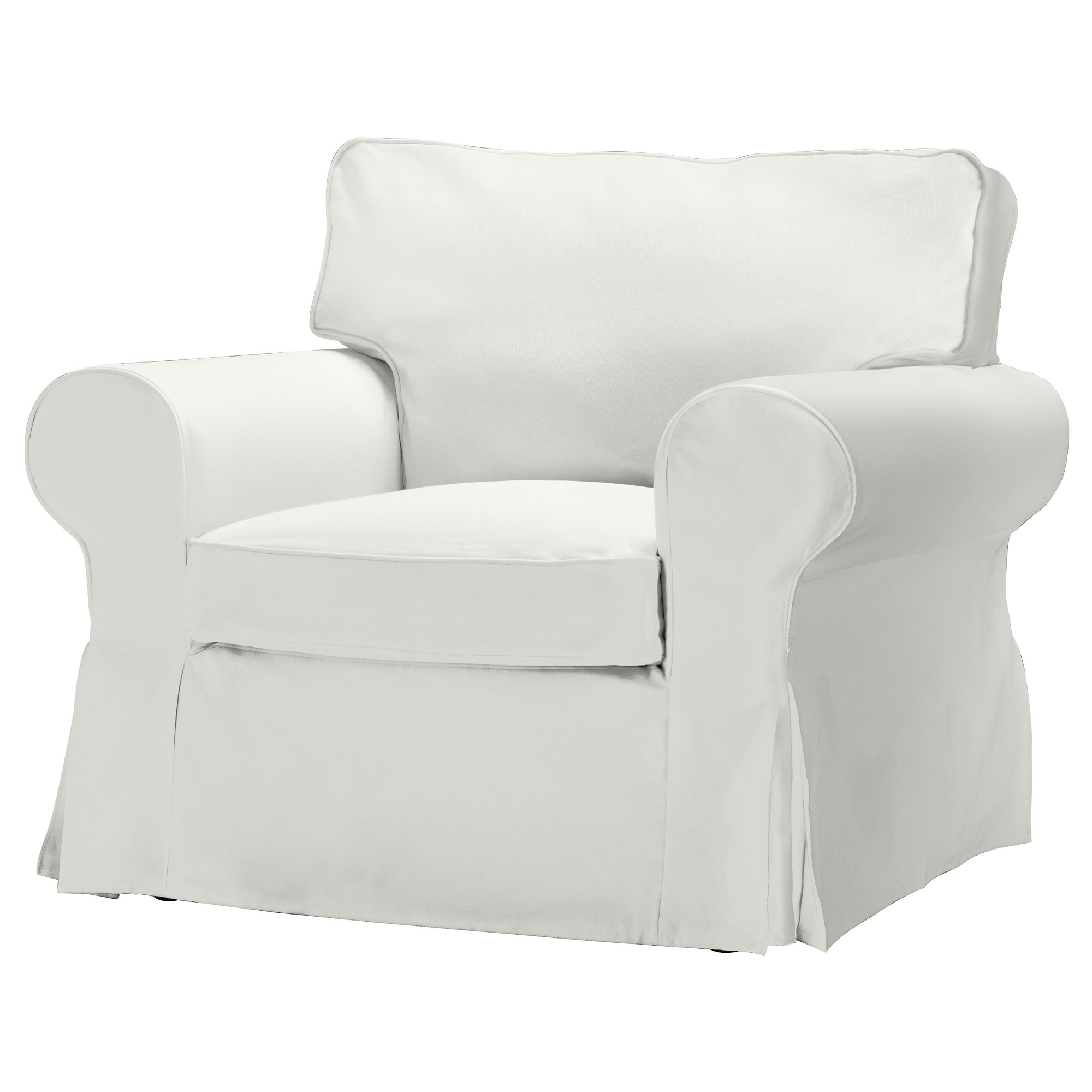 EKTORP Chair Blekinge white IKEA $249