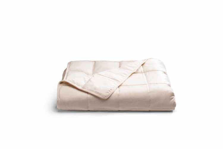 Target Is Selling A Weighted Blanket That S Actually Affordable Weighted Blanket Black Friday Stores Black Friday Baby Deals