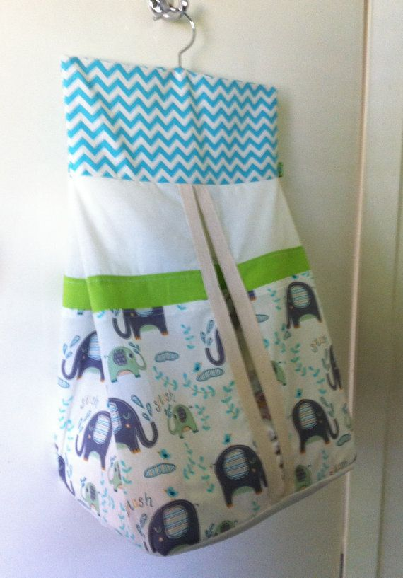 Make A Nappy Stacker Diaper Hanger Tutorial PDF By