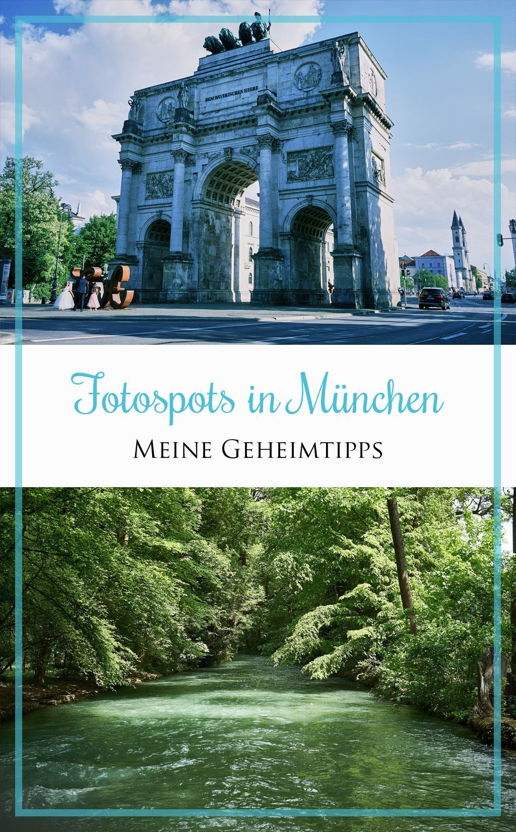 Fotospots in München Die schönsten Fotolocations  Geheimtipps Geheimtipps und schöne Orte an denen man in München tolle Fotos schießen kann