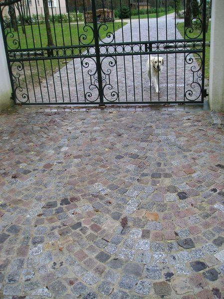 granit ancien - Pavés de Rue - Decofinder jardin folettes - pave pour terrasse exterieur