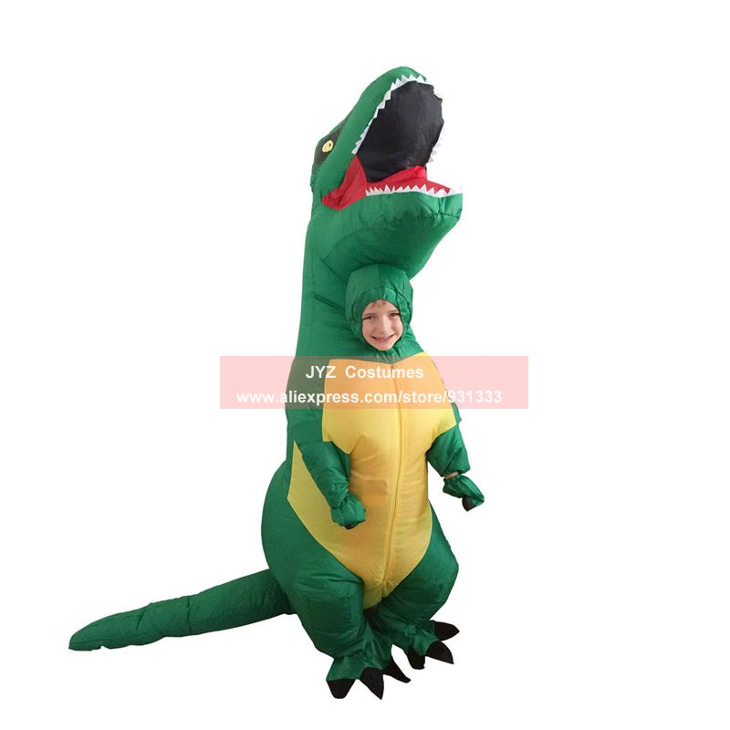 Inflatable Crocodile Aligator Blow Up Toy Fancy Dress Accessory New