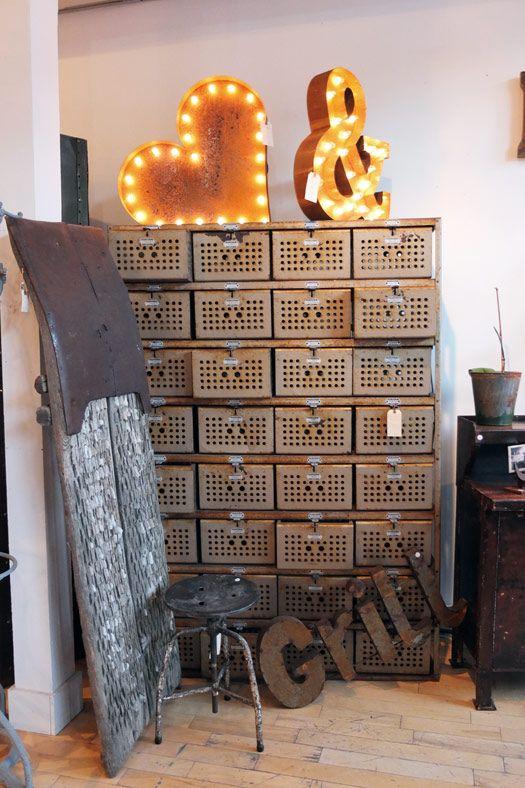 Best Design Store Ever Style Labo In Montreal Desire To Inspire Desiretoinspire Net Maison Rangement Tiroir