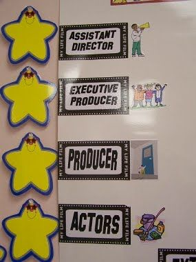 Hollywood Classroom Theme Ideas Jodi Durgin Education Co Hollywood Theme Classroom Classroom Themes Star Themed Classroom