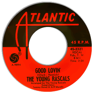 45 Labels Young Rascals Classic Other Northern Soul 45 The Rascals Good Lovin Mustang Oldies Music Music Memories Music Songs