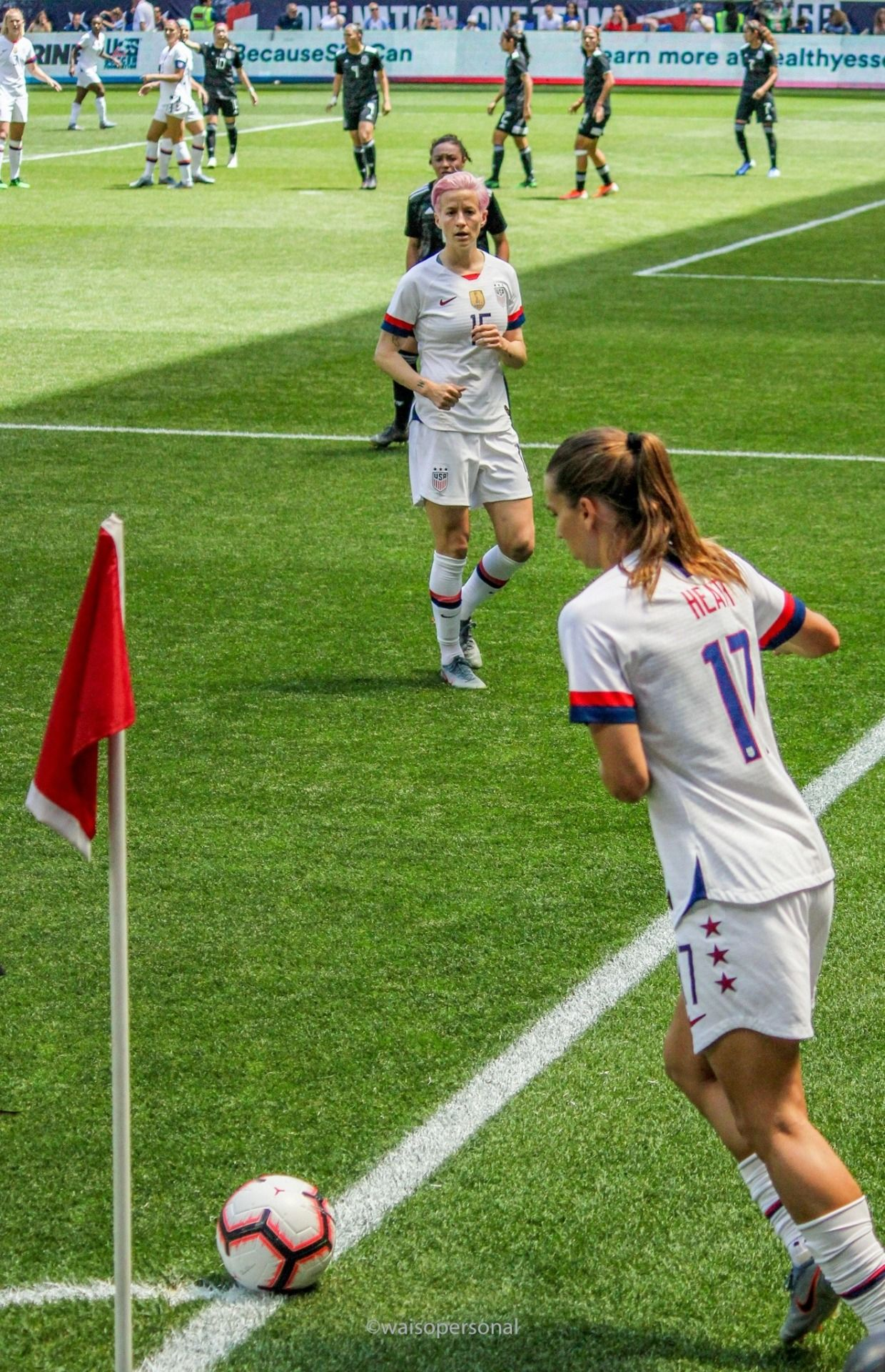 Pin By Calatefrancisco On Uswnt In 2020 Usa Soccer Women Womens Soccer Us Women S National Soccer Team
