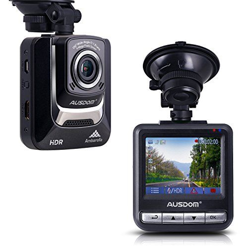 News Dash Cam, AUSDOM AD282 Car Camera DVR with HDR Night Vision, 1080 FHD Video Resolution and Parking Monitor - Auto Recording Dash Cam for Passenger Cars and Commercial Vehicles   buy now     $139.99 Product Highlights: The LCD viewscreen size is 2.4 inches, which is large enough to view clearly while being small enough not......