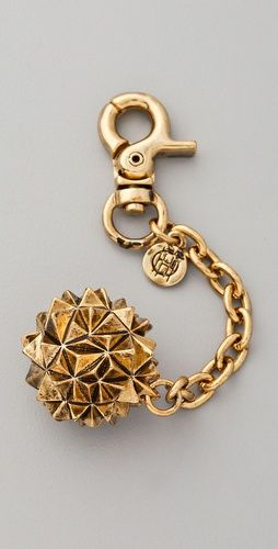// house of harlow 1960 crater key chain