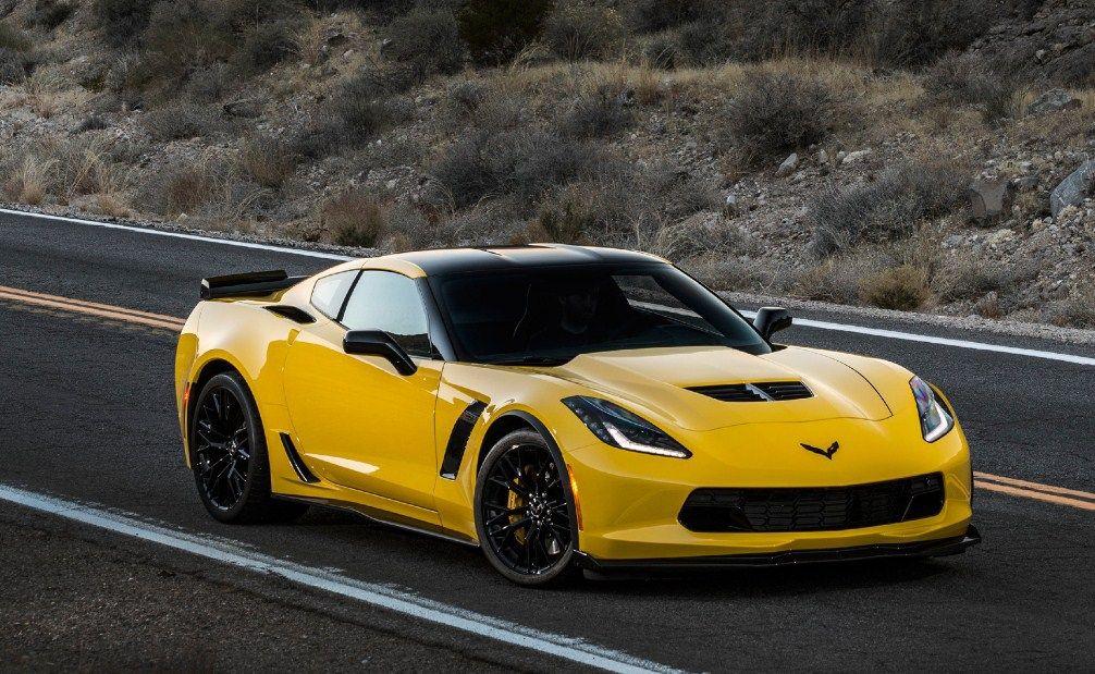 2019 Grand Sport 2LT Orange 1,279 Miles in 2020 Corvette