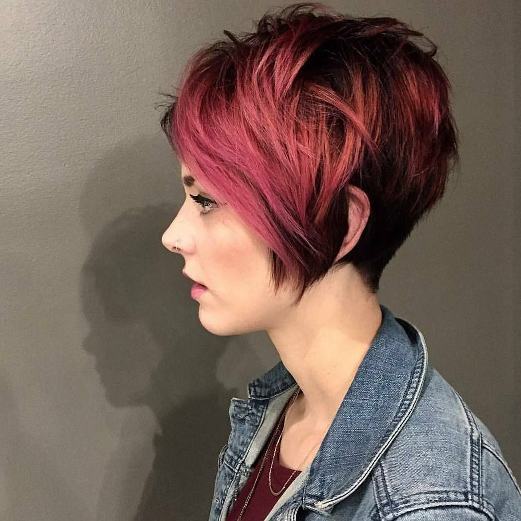 Pin by donna thomas on hair and beauty pinterest short hair