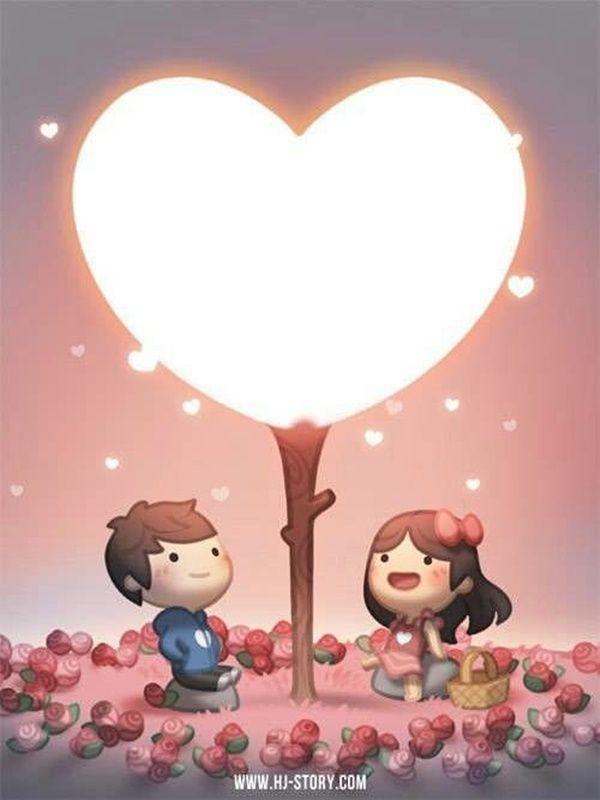 22+ Cartoon Love Story Photo Full Hd Wallpapers