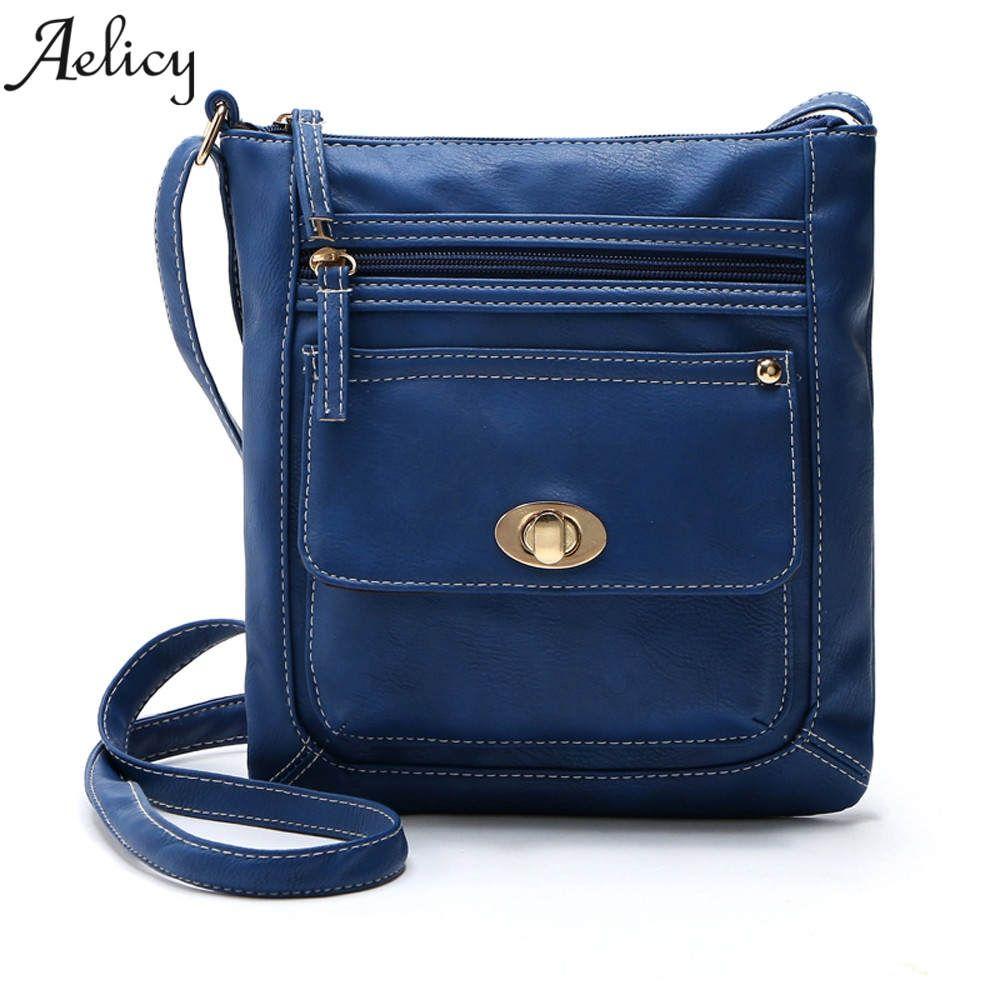 Aelicy Mini Crossbody bolsos para las mujeres Bolsas de