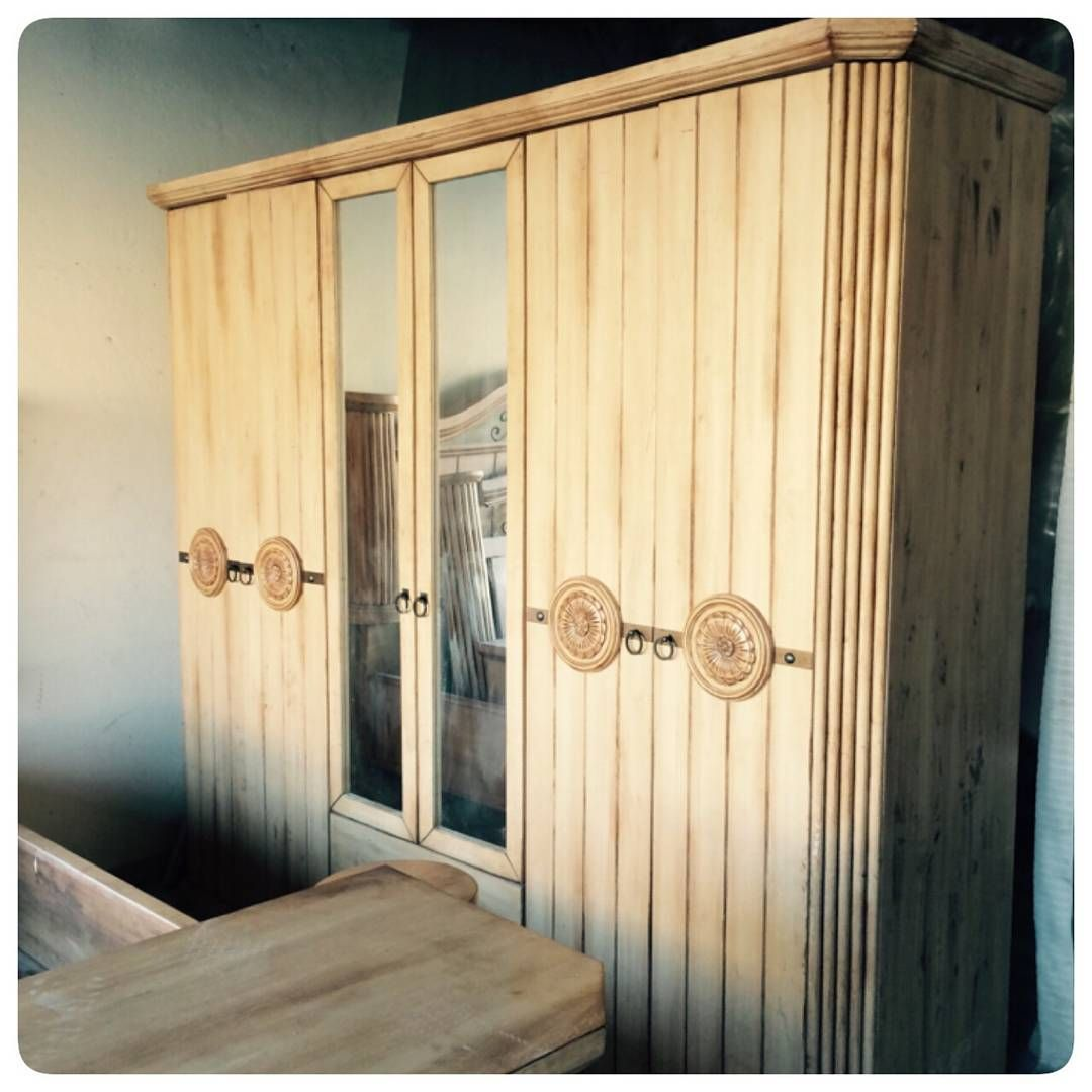 For Sale Classic Cabinet 6 Door Size 240 X 210 Good Condation Price 90 Bd للبيع كبت كلاسك 6 ابواب قياس Tall Cabinet Storage Storage Cabinet Home Decor