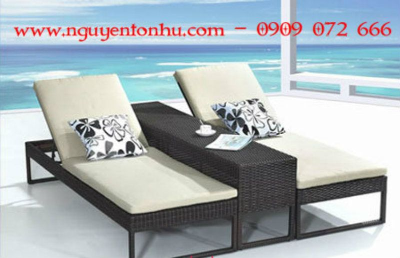 GIƯỜNG TẮM NẮNG GIẢ MÂY HỒ BƠI ĐÔI  công ty sản xuất bàn ghế uy tín tại sài gòn ,với chất liệu khung thép ,hoặc nhôm inox sơn tĩnh điện ,đan sợi nhựa PE nhựa giả mây cao cấp có chất kháng UV , ưu điểm chịu nắng nóng ngoài trời nên dòng sản phẩm ghế hồ bơi nhựa giả mây được các khu resort ,khách sạn, hộ gia đình tin tưởng sử dụng. lh 0909 072 666 ms. NHƯ để biết thêm chi tiết