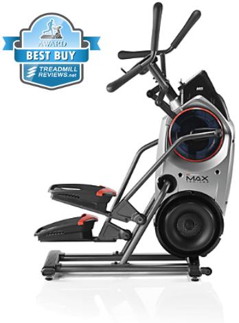 The Bowflex Max Trainer M5