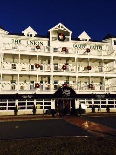 Union Bluff Oceanfront Hotel York Maine Beach
