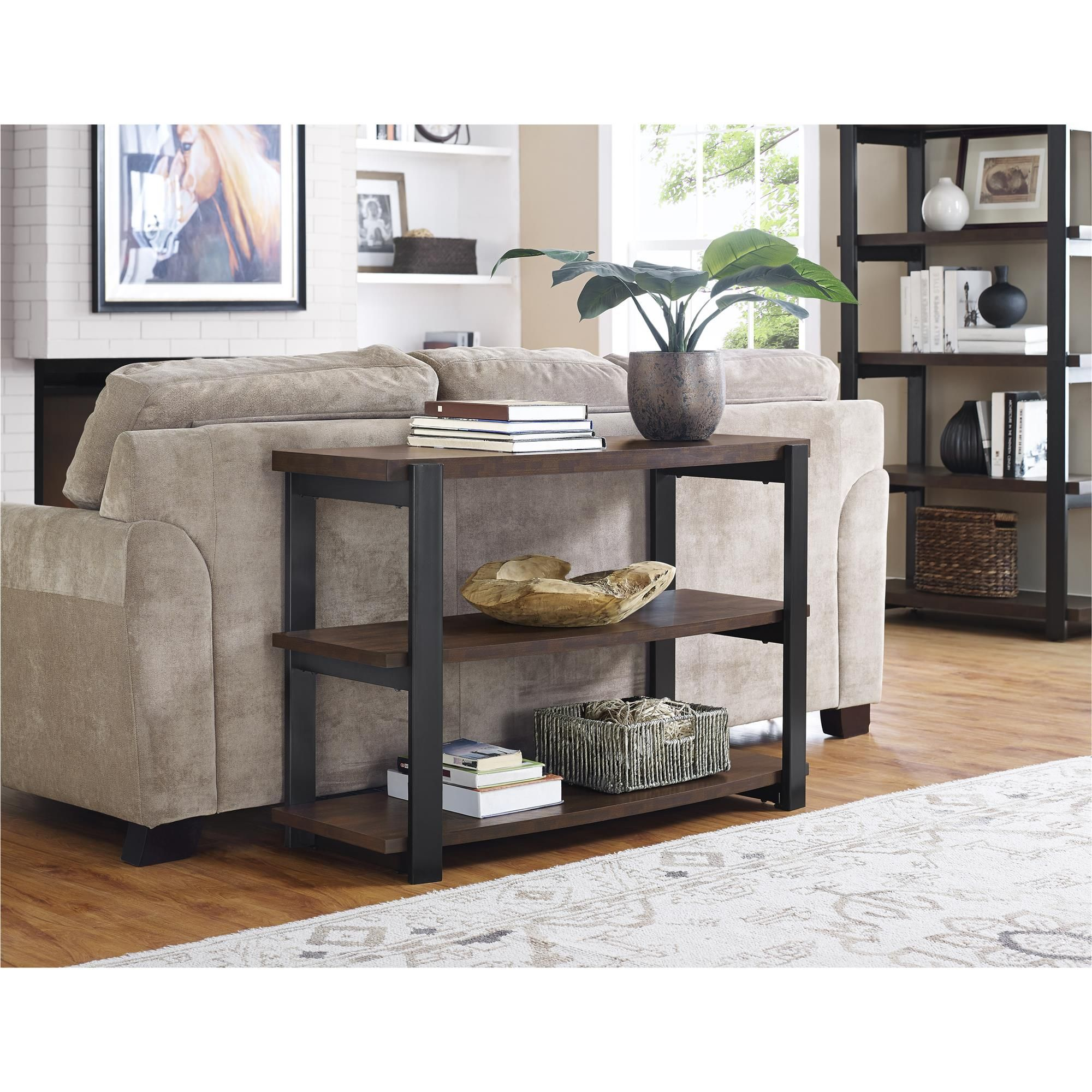 Add The Ameriwood Home Castling Console Table To Your