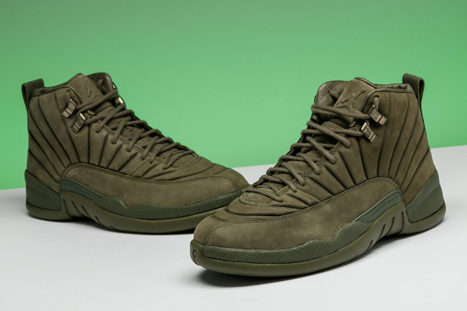 6bcb6499b5cb Sneaker Trivia  What city did this PSNY x Air Jordan 12 release in ...