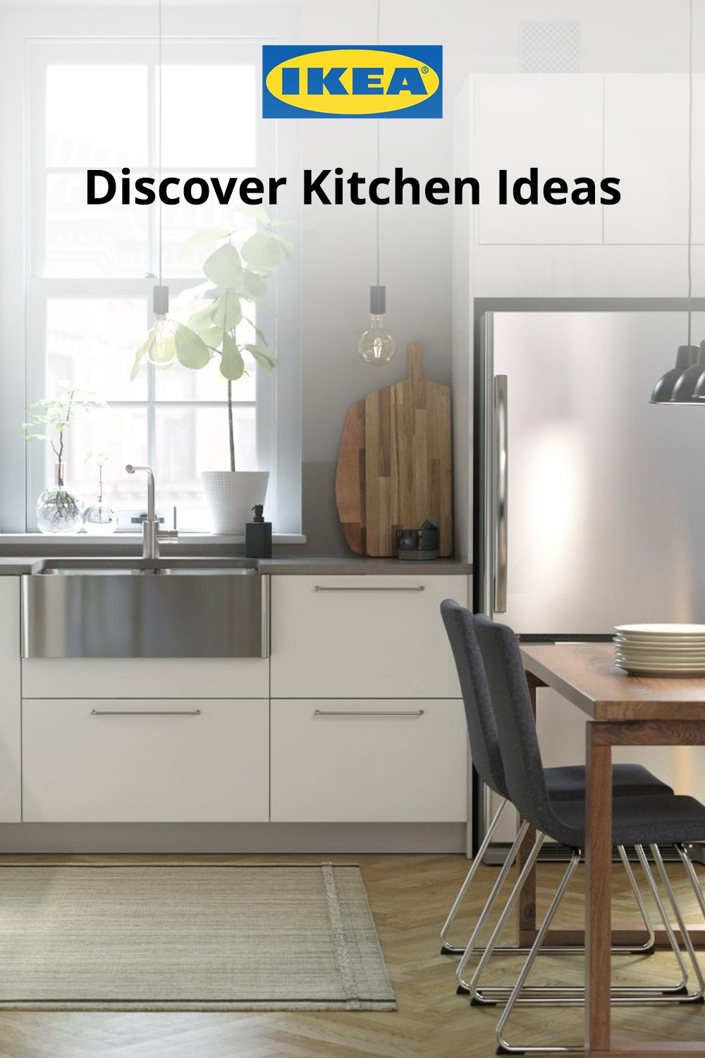 Kitchen ideas and inspiration in 2020 Kitchen fittings