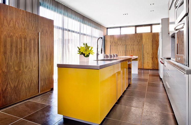 House In Ville St Laurent Homeadore Kitchen Design Kitchen Interior Home