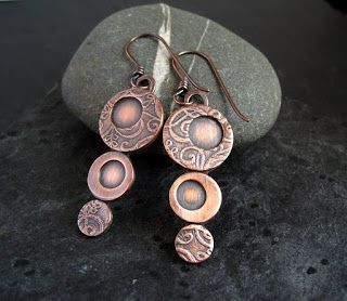 Cinnamon Jewellery: Etching Copper With Ferric Chloride