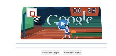 El adictivo Google Olímpico del día
